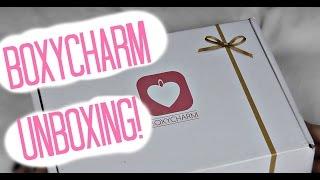 Boxycharm Unboxing | Maddi Bragg Thumbnail