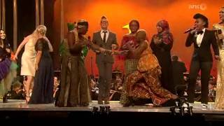 All Artists - Move Up, Live @ Nobel Peace Prize Concert 2011