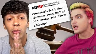 COCIELO PROCESSADO EM R$7 MILHÕES POR TWEETS