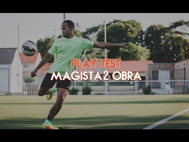 PLAY TEST - Nike Magista 2 Obra