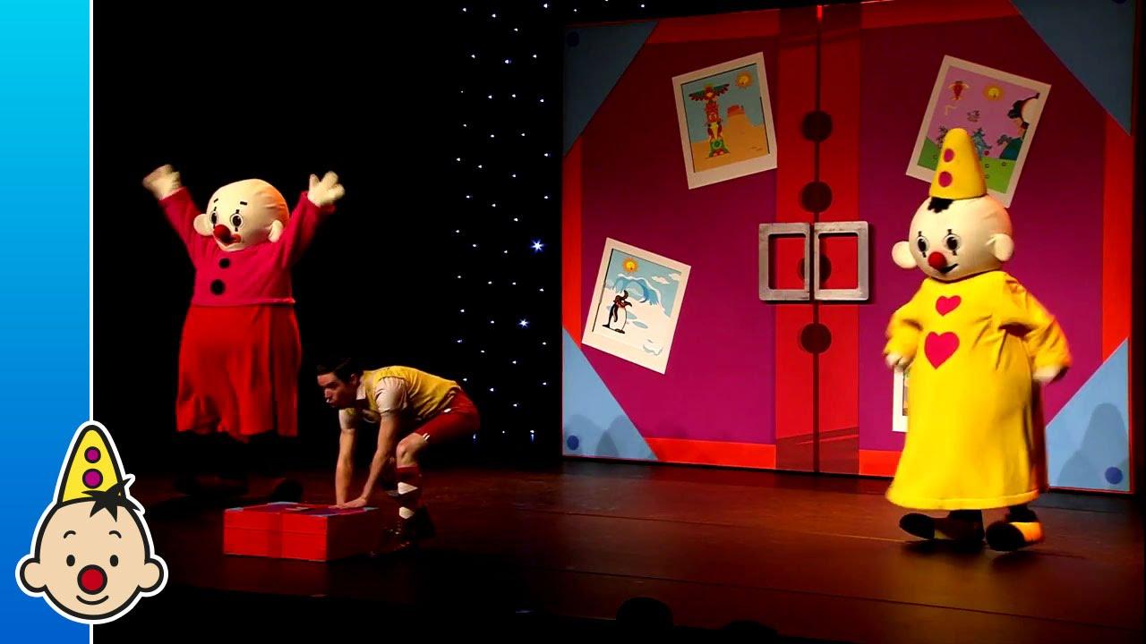 Bumba gaat op reis - Het grote circuslied 🎶