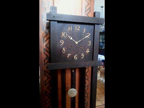 1910 Mission Clock