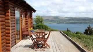 Iniskil Lodge - A Luxury Log Cabin Holiday Home Near Rathmullan, Co Donegal