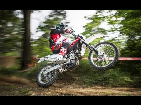 Husqvarna 2013 - Enduro und Motocross Action