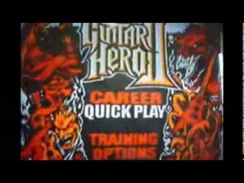 Como fazer o código do Guitar Hero 2 com o controle