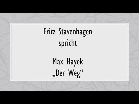 """Max Hayek """"Der Weg"""" (1920)"""