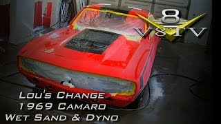 Supercharged Pro-Touring 1969 Camaro
