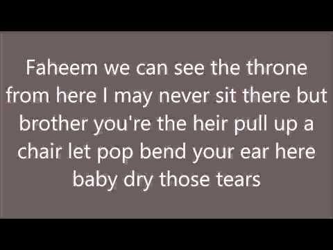 Brother Ali - All You Need ( with lyrics on screen )