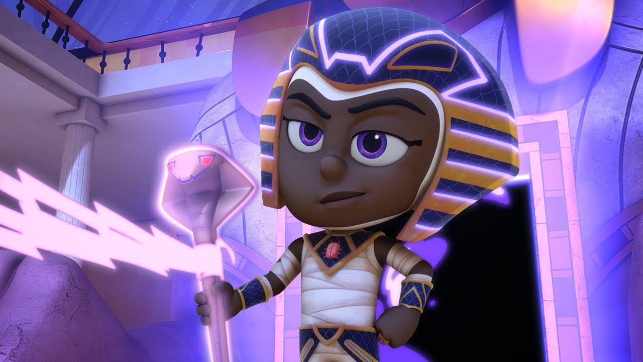 Download Meet Pharao Boy! 🌟 2021 Season 4 🌟 PJ Masks Official