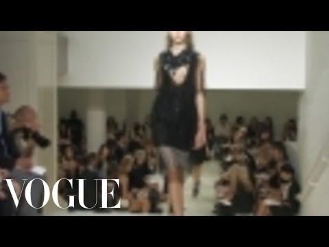 Fashion Show - Vera Wang: Spring 2010 Ready-to-Wear