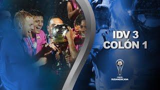 Resumen completo | Independiente del Valle 3-1 Colón de Santa Fe | FINAL SUDAMERICANA