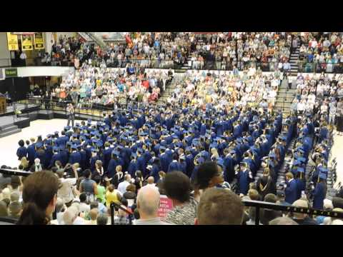 Catonsville High School Graduation 2015