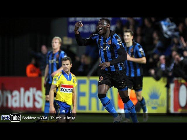 2011-2012 - Jupiler Pro League - 16. VC Westerlo - Club Brugge 0-1