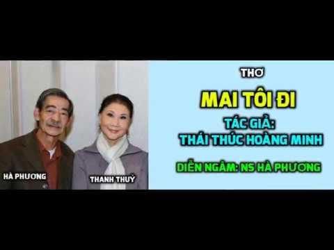 haphuongthanhthuy MAI TÔI ĐI tưởng nhớ NS Thái Thúc Hoàng Minh