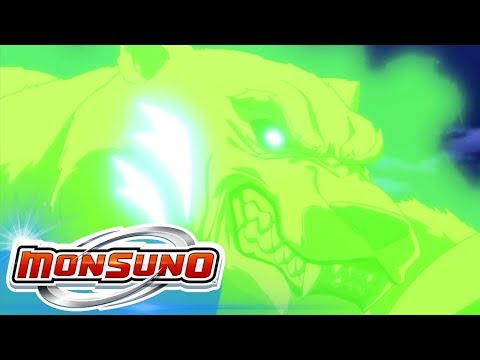 Monsuno | Locke Gets Supercharged