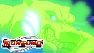 Monsuno | Locke Gets Supercharged