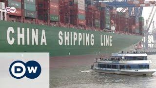 تراجع صادرات الصين إلى هامبورغ | صنع في ألمانيا