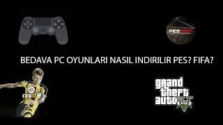 Bedava PC Torrent Oyun Nasil Indirilir/PES/FIFA