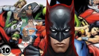 Top 10 Superheroes Who Defeated the Justice League