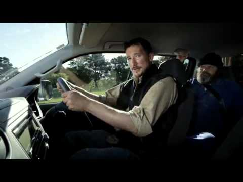 Volkswagen 'Amarok' by DDB NZ and Robber's Dog via StopPress