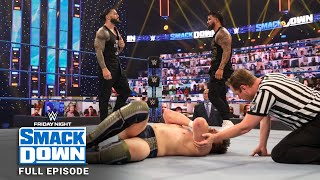 WWE SmackDown Full Episode, 30 October 2020