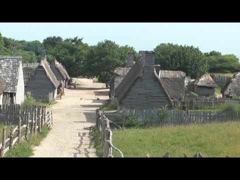 Part 3: Daily life of Pilgrims in the 1650s.
