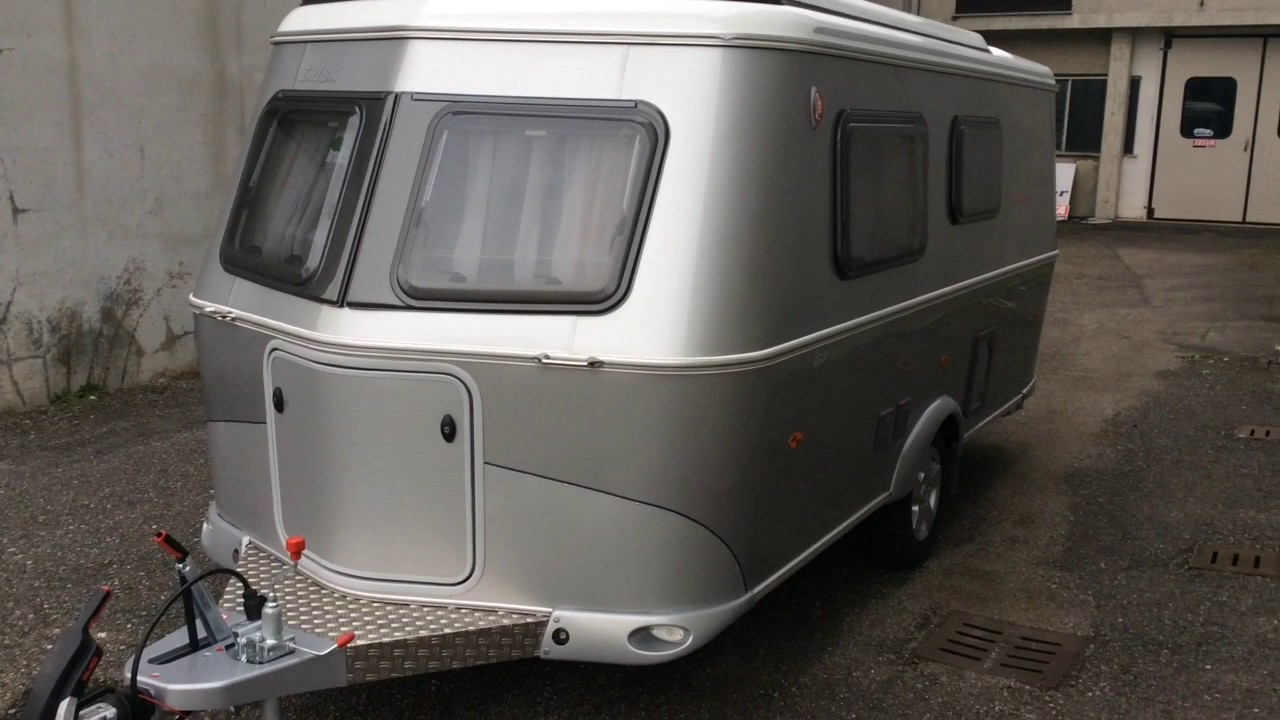 Eriba touring troll 542 review eriba caravans practical caravan - Caravan Eriba Troll 550 Anno 2017