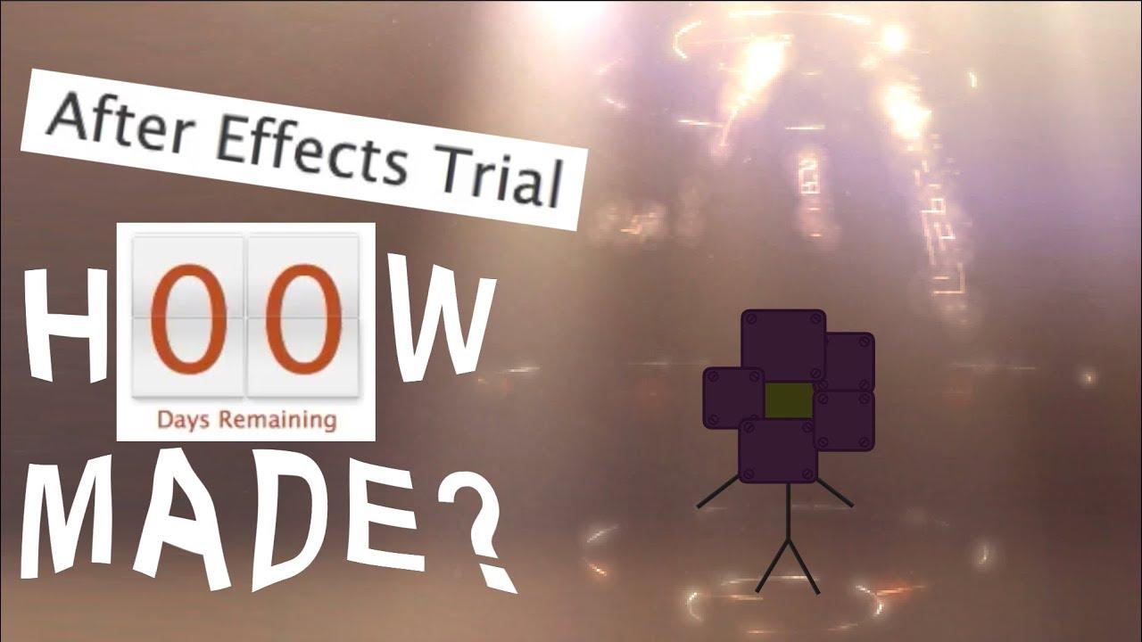 HOW MADE: Robot Flower CGI