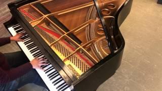 Start a Fire - John Legend - Piano Cover (from the La La Land Soundtrack)