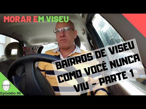 BAIRROS RESIDENCIAIS DE VISEU PARTE 1 - Mostrando Viseu como nunca ninguém mostrou.