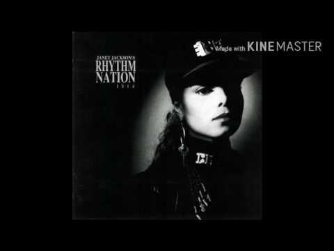 Janet Jackson - Rhythm Nation Mp3