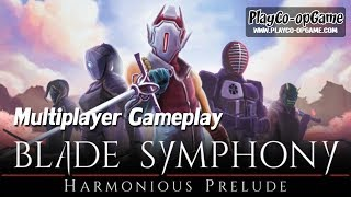 Blade Symphony [PC/Steam] - Co-op & Multiplayer Gameplay
