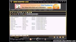 AV Music Morpher Gold 5 Free Full Download