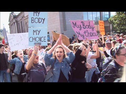Abortion debate reignited in Ireland with upcoming vote