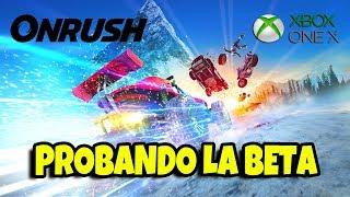Vídeo Onrush