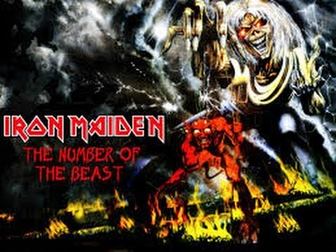 The number of the beast full album HD