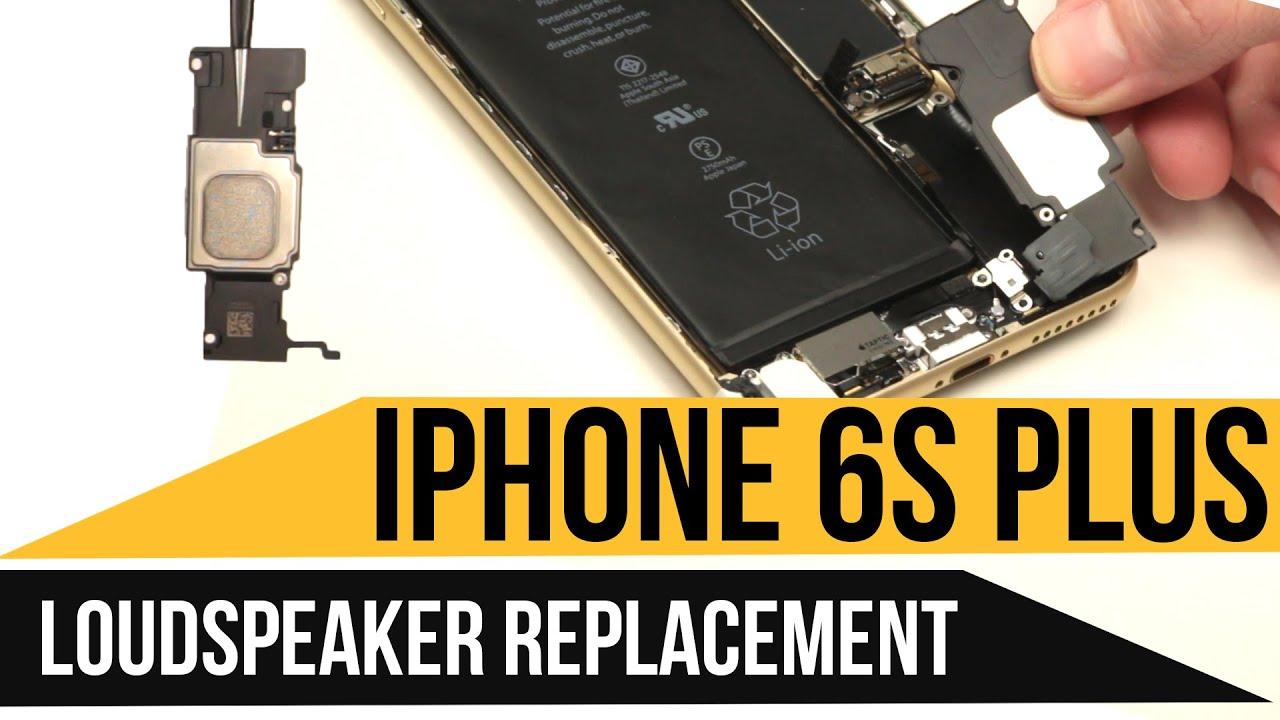 Iphone S Loudspeaker Replacement