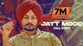 Jatt Mood : Himmat Sandhu (Official Video) Latest Punjabi Songs 2020 | GK Digital
