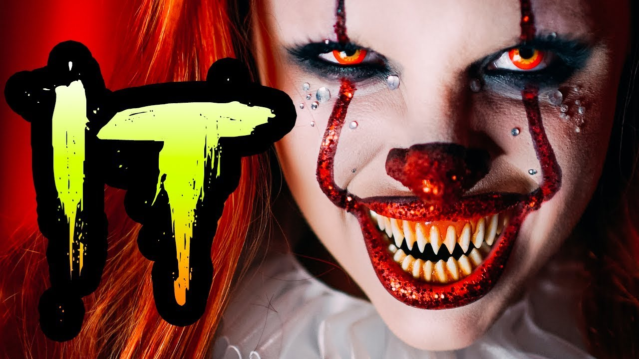 it-pennywise-glam-halloween-makeup-tutorial