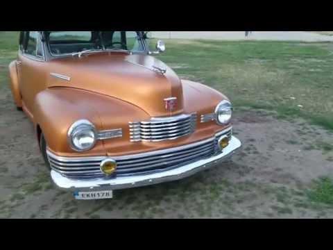 Nash Ambassador 1940s