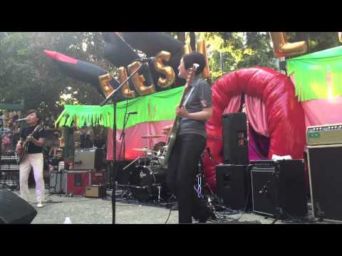 burger boogaloo 04/07/2015 - the 5, 6, 7, 8's