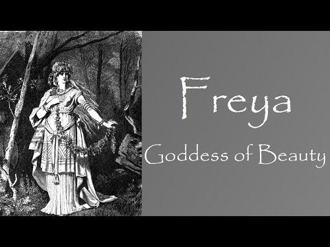 Norse Mythology: Story of Freya