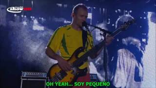 Pea Red Hot Chili Peppers en español, traducida