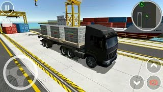 Drive Simulator #7 Transporter Trucks - Android Gameplay FHD