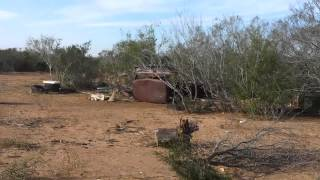 Tannerite vs Truck Round 1.mp4