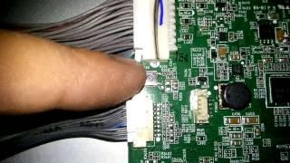 Como resolver o liga e desliga TV da LG 42 3D