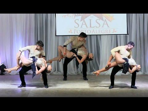 Porto Alegre Salsa Congress 2015 ~ Cia. Soul Art