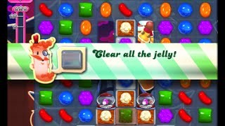Candy Crush Saga Level 1489 walkthrough (no boosters)