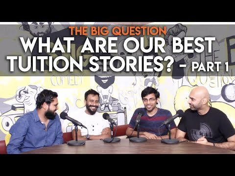 SnG: What Are Our Best Tuition Stories? feat. Biswa Kalyan Rath | The Big Question S2 Ep14 Part 1