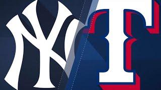 Hamels, offense lead Rangers past Yankees: 5/22/18